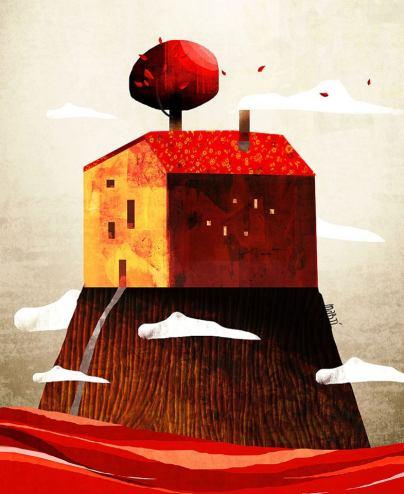 casa del árbol