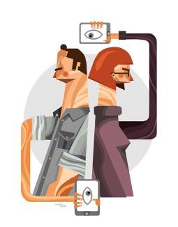 Espías virtuales